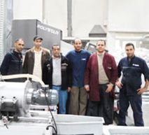 Polystar provides recycling machine to Morocco's biggest injection producer