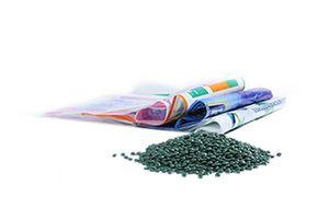 Re-usable pellets