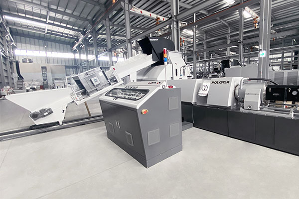 Shredder-integrated recycling machine