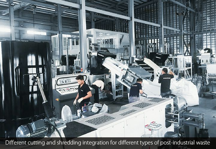 World-class Producer of Plastic Recycling Machine