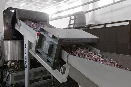 Plastic Recycling Machine - Polystar Machinery