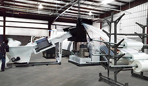 USA – Packaging film producer expands with POLYSTAR