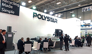 Turkish market growing substantially for Polystar's recycling machine