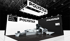 POLYSTAR to demo latest recycling pelletizing technology