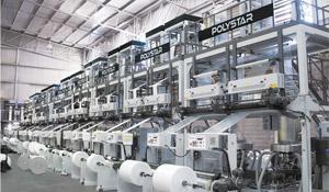 Worldwide Presence - Polystar Machinery