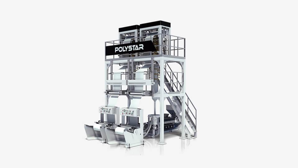 polystar plastic recycling machine